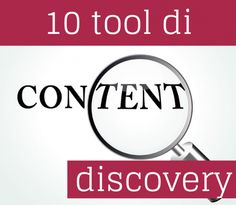 10 Content Discovery Tools in Real Time - #contentmarketing #contentdiscovery