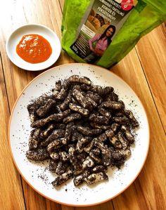 Gluténmentes, csökkentett szénhidráttartalmú PALEO nudli és gombóc (tejmentes, szójamentes) – Éhezésmentes karcsúság Szafival