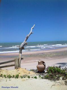 Praia do Murici, Aracati/CE.