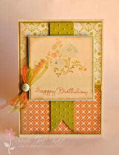 birthday card ideas | Found on sarah-janekale.blogspot.com