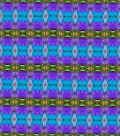 Purple Pattern, Ice Cube Trays, Sprinkles