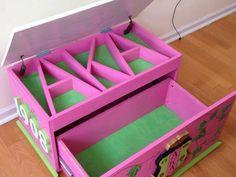 AKA jewelry box