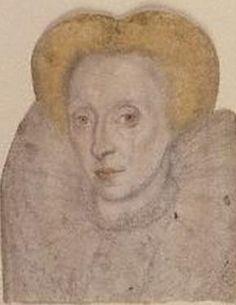 A sketch of Elizabeth I