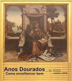 Anos Dourados: Como envelhecer bem? ...by Descla Painting, Art, Coming Of Age, Journals, Craft Art, Paintings, Kunst, Gcse Art, Draw