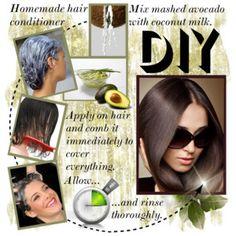 Avocado Hair Conditioner