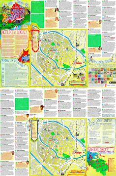 Cesena tourist map Maps Pinterest Tourist map Italy and City