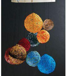 Color Variations Solar System: Educational Kids Craft