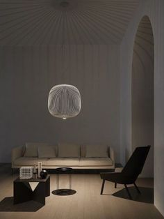 If you're looking for an industrial suspension lamp, Foscarini thinks at you with Spokes IThe Spokes 1 suspension lamp stands out for its elongated and dynamic shape. Find out more in Foscarini online store! Room Lights, Hanging Lights, Interior Lighting, Lighting Design, Lighting System, Lamp Design, Modern Lighting, Design Design, Design Salon