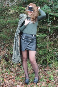 Tenue camouflage #ootd #camouflage #osé #girl #blog #fashion