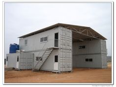 Shipping and Storage Container Galley | TSM Container Sales