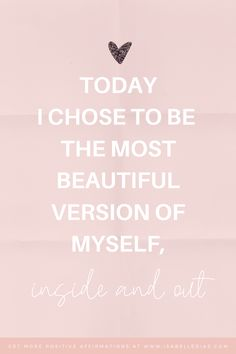 +30 Positive Quotes for Daily Affirmation + Motivation