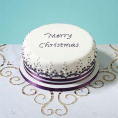 Mich Turner's Ultimate Christmas Cake Recipe | Little Venice Cake Company | docrafts.com