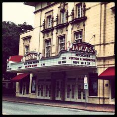 The Lucas Theatre in Savannah. Hosting a variety of unique movies and outstanding shows. See schedule for show/movie details and dates. You can even go for a guided tour around the theatre.