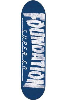 Foundation Thrasher - titus-shop.com #Deck #Skateboard #titus #titusskateshop