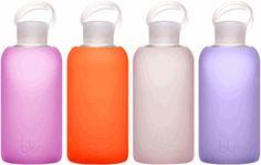 bkr© Glass Bottle + Accessories