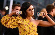 Charlize Theron Kay Cannon Sophia Amoruso Celebrate Girlboss Premiere