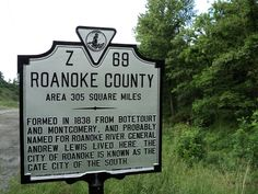 Botetourt County Virginia History | The Roanoke County, VA