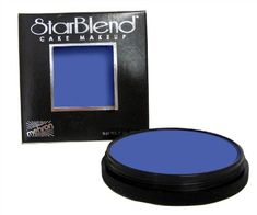 Mehron StarBlend Cake Foundation Makeup (Blue) -- Find out more about the great product at the image link.