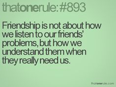 #that1rule #friendship