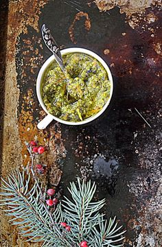 Aillade z pistacjami #gryz