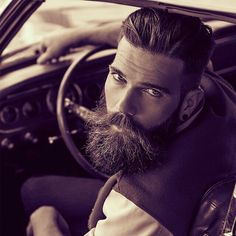 Cool beard styles for men define masculinity and helps your skin from getting burnt by the sun, avoid the razor cuts marks and nicks. But the main issue Great Beards, Awesome Beards, Moustaches, Beard Styles For Men, Hair And Beard Styles, Epic Beard, Beard Game, Badass Beard, Beard Rules