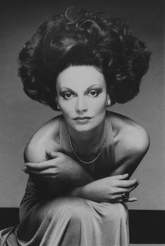 The Fabulous Diane von Furstenburg in Vogue, 1974