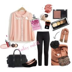 """My outfit on this weekend"" by galoeh11 on Polyvore"