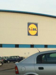 Lidl UK - Runcorn RDC in Runcorn, Halton