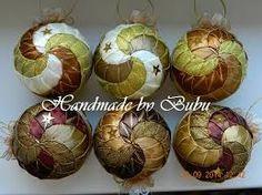 Výsledok vyhľadávania obrázkov pre dopyt falošný patchwork vianočné gule