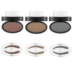 Using Seal Eyebrow Makeup Stamp Powder Brow Waterproof Eye Cosmetic Tool Grey Brown makes you look energetic, the best eyebrow pencil is cheap. Eyebrow Stamp, Eyebrow Makeup, Best Eyebrow Pencils, Best Eyebrow Products, Beauty Products, Waterproof Eyebrow, Brow Powder, Makeup To Buy, Makeup Tools