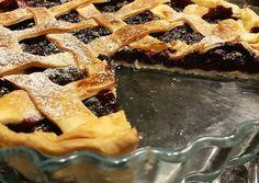 Áfonyás pite | GretaNagy receptje - Cookpad Waffles, Breakfast, Food, Morning Coffee, Meal, Essen, Hoods, Meals, Waffle