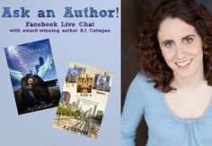 Ever dreamed of getting a book published? I'll be live on Facebook tonight talking about that very topic! Stop by my Facebook page at 8:00 pm CDT (Chicago time ) and bring your questions about being published!