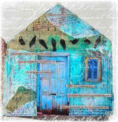 Dans ma maison il y a... une chanson by Anne, Bulles dorées, via Flickr