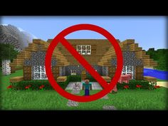 ✔ Minecraft: 5 Ways to Hide Your House from Friends - YouTube