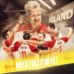 OBRONILIŚMY TYTUŁ MISTRZÓW ŚWIATA! #siatkówka #volleyball #fivb #final #brazil🇧🇷 #poland🇵🇱 #torino #worldchampionship2018… Volleyball, Nalu, My Passion, Haikyuu, Poland, Life, Top, Instagram, Sports