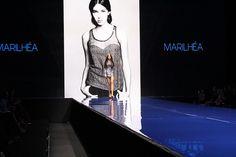 MARILHEA REMPORTE LA FINALE FRANCE DU CONCOURS ELITE MODEL LOOK 2012