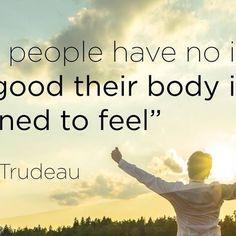 Build healthy habits. It'll feel so good, you'll never want go back. #MotivationMonday #PACKhasyourBACK