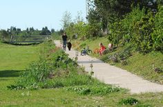 ZAC Andromède Park by Blagnac & Beauzelle, Haute Garonne, France. Click image for link to full profile and visit the slowottawa.ca boards >> http://www.pinterest.com/slowottawa/boards/