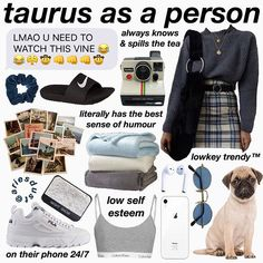 Very low key trendy and no one realizes (wow there's the low self esteem right there) Astrology Taurus, Zodiac Signs Taurus, Zodiac Cancer, Taurus Taurus, Astrology Signs, Pisces Horoscope, Taurus Woman, Astrology Chart, Aquarius