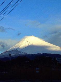 Mt.Fuji 富士山 1/27/2015 (Shizuoka Japan 静岡県裾野市)