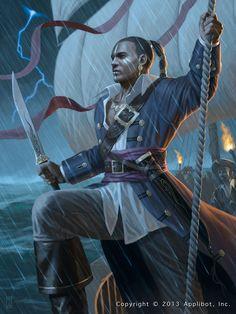 Artist: Craig J Spearing - Title: Ocean Hero reg - Card: Unknown