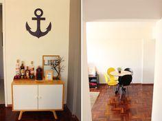 Apartamento da leitora | Jovem e aconchegante