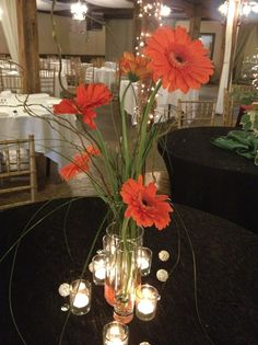 Lord Hill Farms luncheon table centerpiece