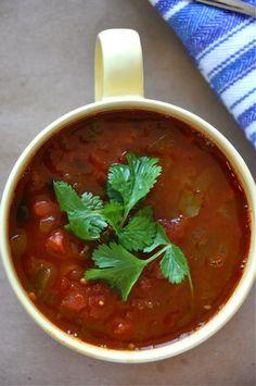 spicy vegan chili #food #vegan