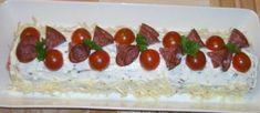 Helppo ja nopeatekoinen rullavoileipäkakku Cheesecake, Desserts, Food, Tailgate Desserts, Deserts, Cheesecakes, Essen, Postres, Meals