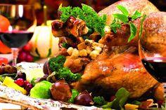 Luxusní krůta skaštanovou nádivkou – Panidomu.cz Turkey, Chicken, Meat, Food, Peru, Beef, Meals, Yemek, Cubs