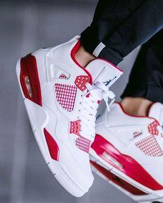 Air jordan 4 retro alternate sneakers в 2019 г. Nike Air Shoes, Nike Air Jordans, Kd Shoes, Nike Socks, Air Jordan Sneakers, Jordans Girls, Jordans Sneakers, Running Shoes, Shoes Sandals