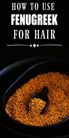 Are you looking how to make your hair healthy with fenugreek seeds, here are some natural tips for hair growth by using fenugreek seeds. Natural Hair Tips, Natural Hair Growth, Natural Hair Styles, Fenugreek For Hair, Hair Fall Remedy, Hair Loss Reasons, Hair Frizz, Natural Haircare, Hair Growth Tips
