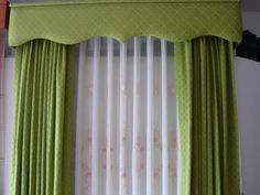 Risultati immagini per como hacer cortinas modernas