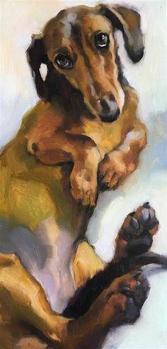 Watercolor Cat, Watercolor Animals, Animal Paintings, Animal Drawings, Drawing Animals, Dog Illustration, Pastel Art, Dog Portraits, Dog Art